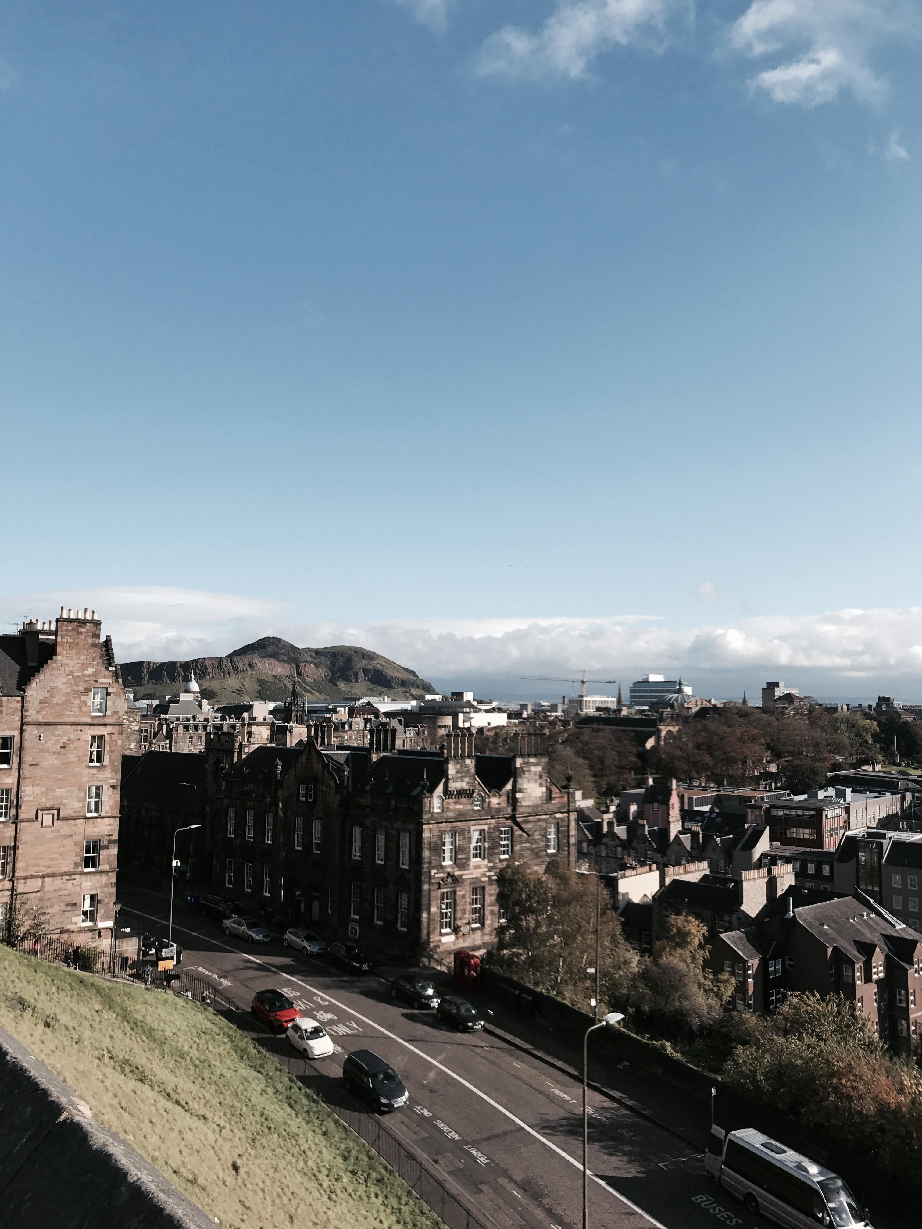 Aussicht vom Castle