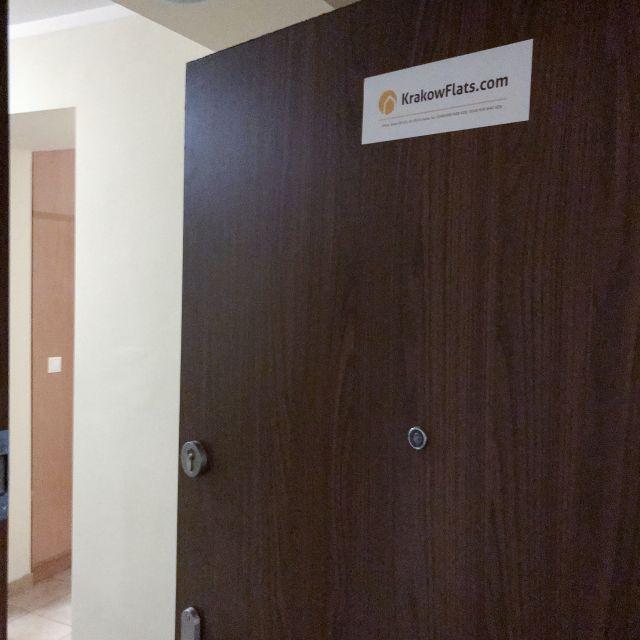 KrakowFlats Wohnung Tür