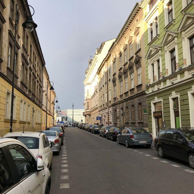 Seitenstraße Krakau