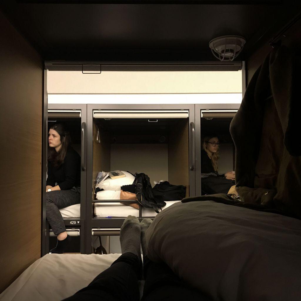 Die 10 Tage im Grids-Hostel, hatten mich mit meinen französischen Kommilitonen noch mehr zusammengeschweißt.