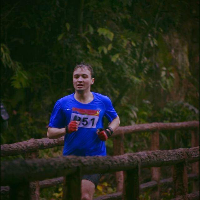 Laufen in Chongqing