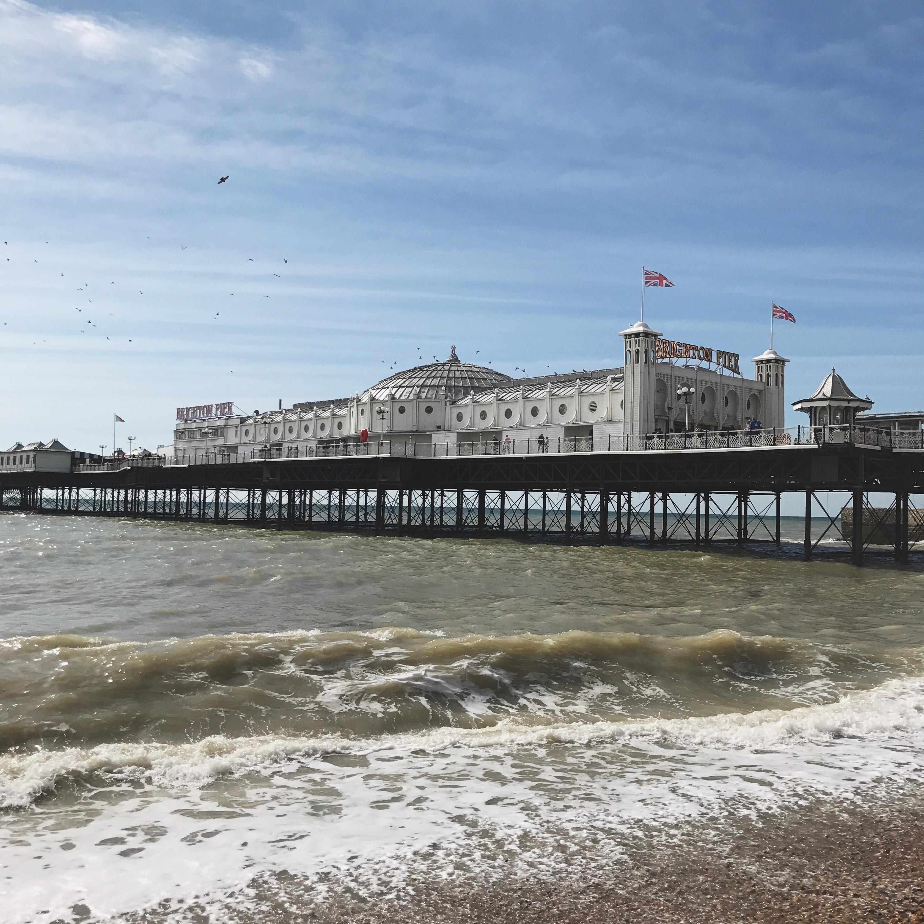 Umgebung von Canterbury – von Strand bis Großstadt