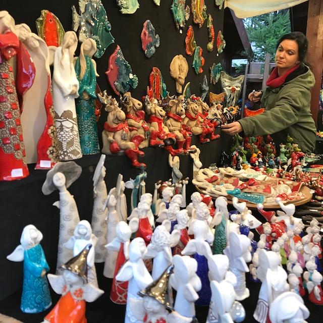 Weihnachtsmarkt Krakau Handwerk