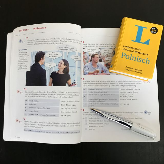 Polnisch Lernen Buch