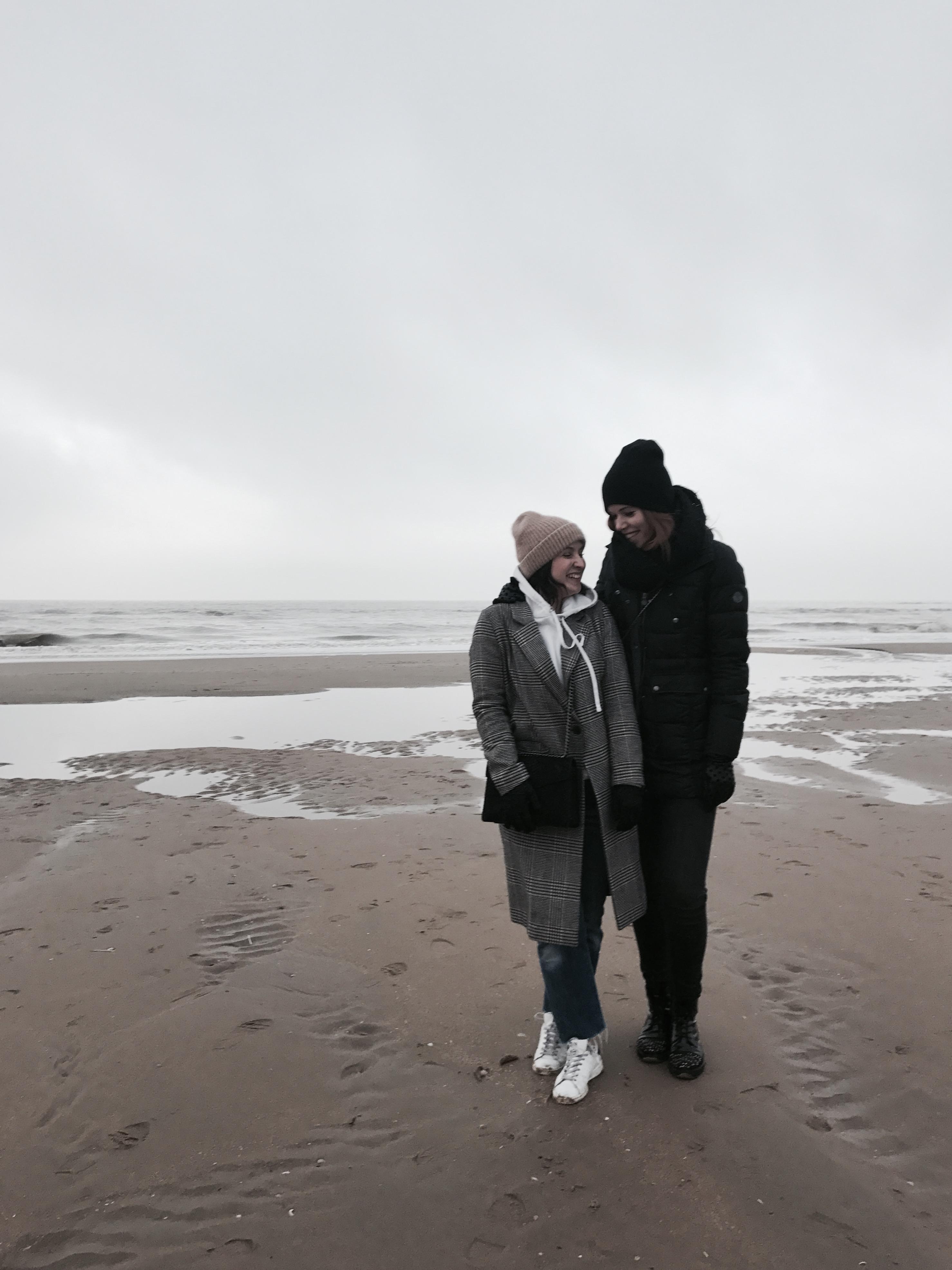 Strand tut der Seele gut – egal zu welcher Jahreszeit.