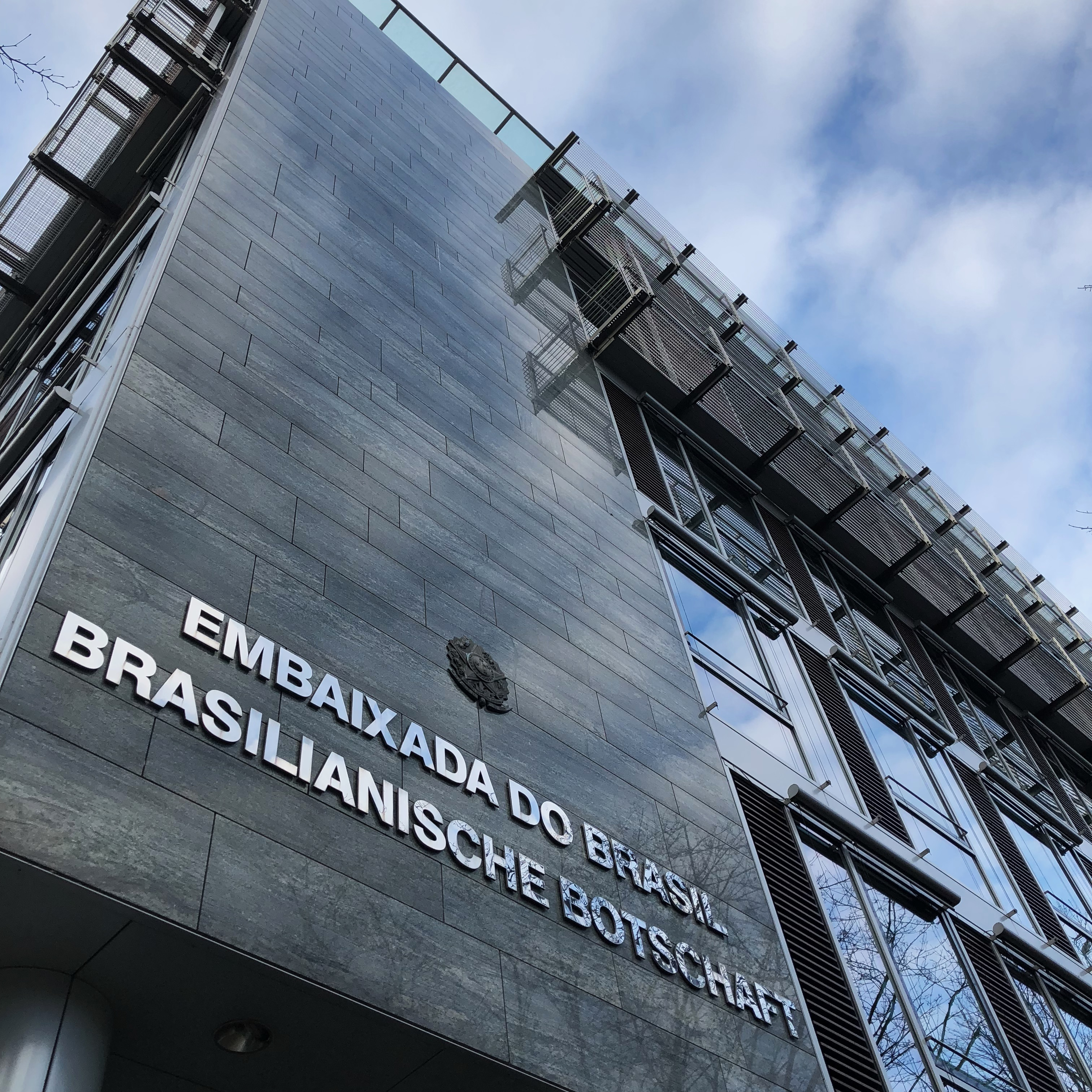 brasilianische Botschaft Berlin