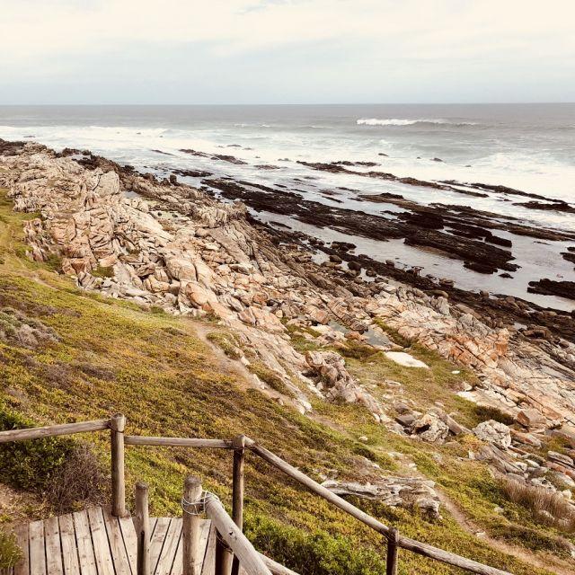 Küste mit Weg