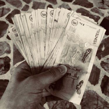 Kolumbianische Pesos