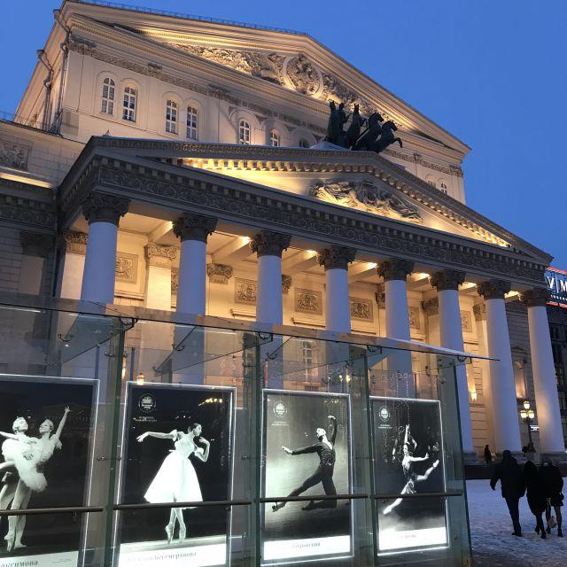 Ein Kulturabend vom Feinsten – Russisches Ballett im Bolschoi