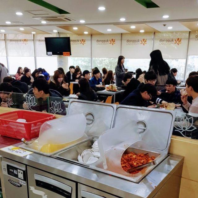 Kimchi und Danmuji