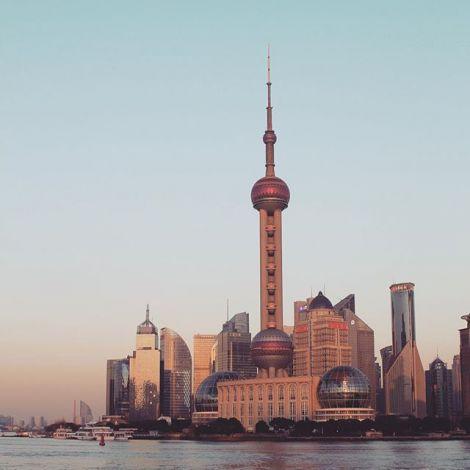 Nach Shanghai und Singapur geht es in wenigen Stunden in die dritte asiatische…