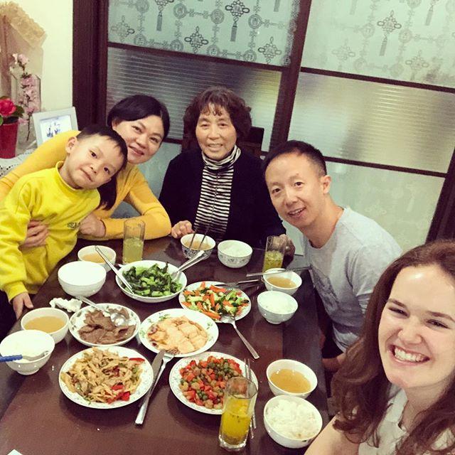 Wie kann man am besten seinen Aufenthalt in China einläuten? Ganz klar-mit…
