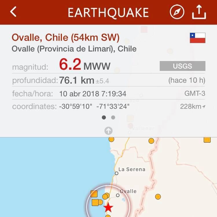 Erdbeben-Wecker