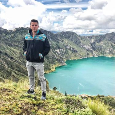 Definitiv Sehenswert 💯 #ErlebeEs #Quito #Kratersee #Quilotoa #Ecuador