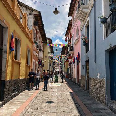 Goodbye #Quito, Goodbye #Ecuador 👋🏽 Nos vemos pronto Peru 🇵🇪…