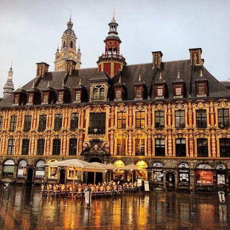 Viel zu schnell ging mein Osterwochenende in Lille vorbei! Ich hatte eine super…