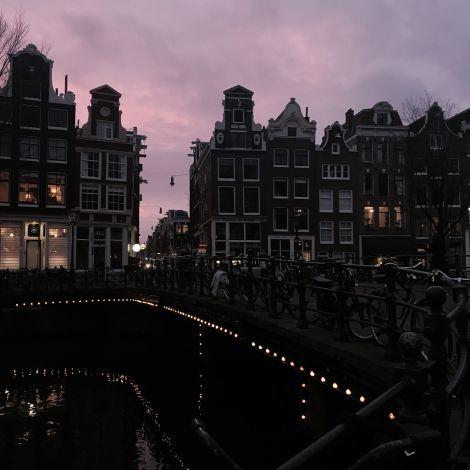 Amsterdam von A bis Z