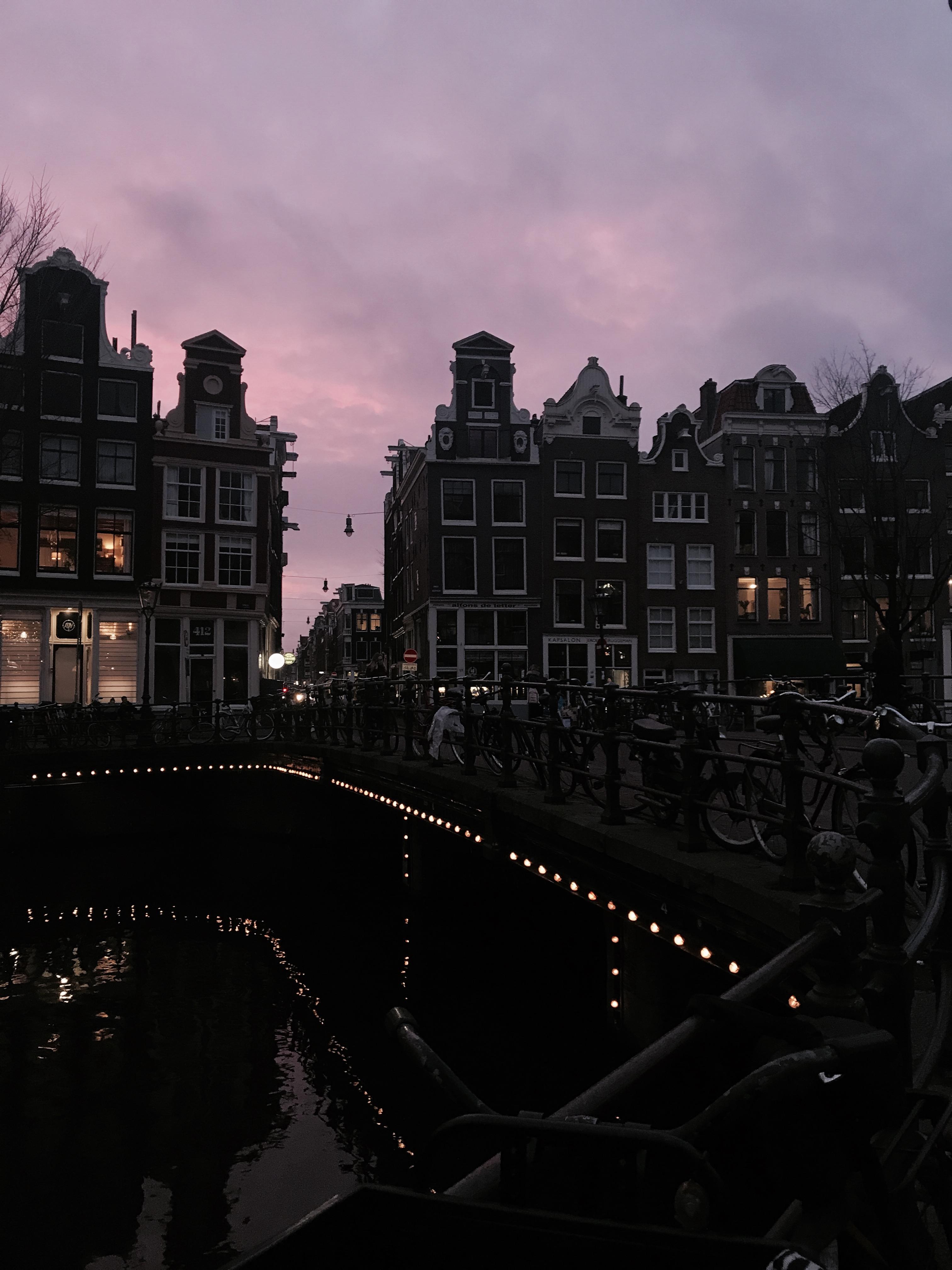 Amsterdam von A bis Z –meine Favoriten
