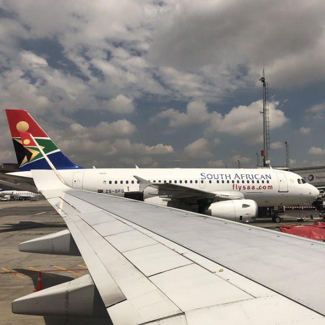 SAA Flugzeug