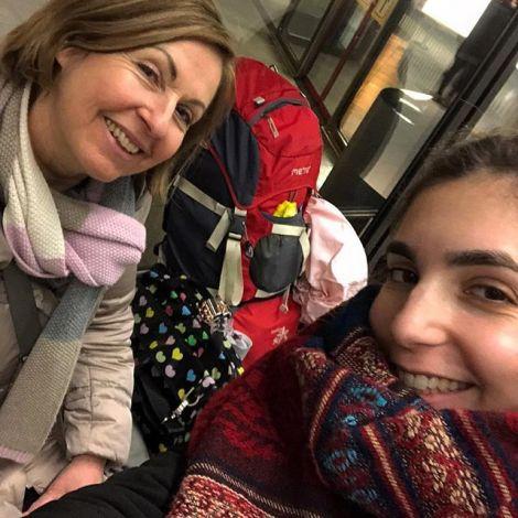 Mama ♥️ Sowohl in #Deutschland als auch in #Brasilien wird heute #Muttertag…