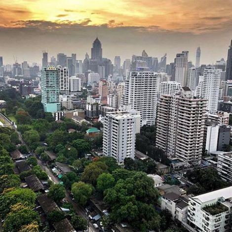 B A N G K O K -  das faszinierende an dieser Stadt ist für mich der Kontrast…