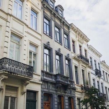 Brüssel ist total vielfältig, auch was die verschiedenen Stadtteile angeht.…