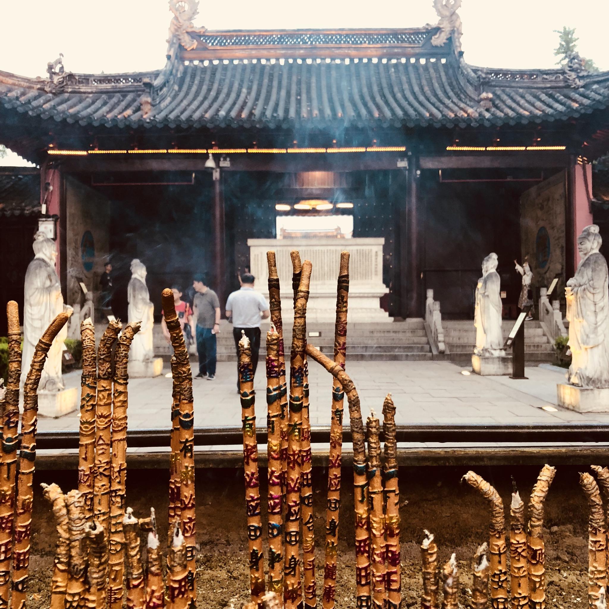 Unterwegs auf Konfuzius' Spuren