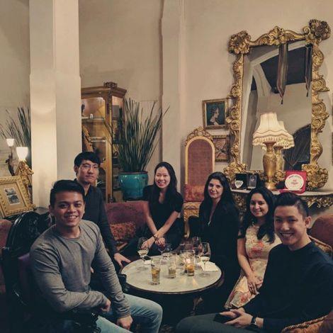 #erlebees #indonesien #jakarta #kunstkring #kunstkringpaleis #networkingdinner…