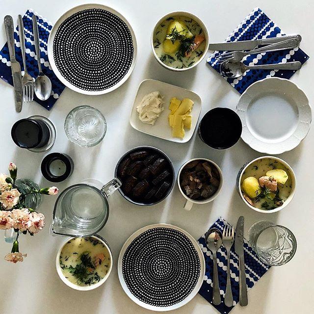 Verliebt im Auslandssemester: Lachssuppe