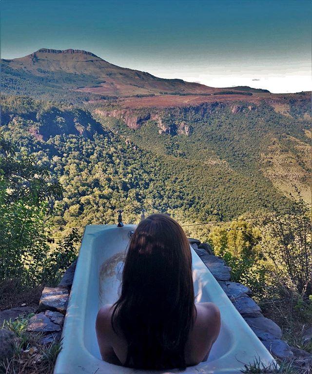 Hogsback - ein Paradies für Wanderbegeisterte #viewgoals …