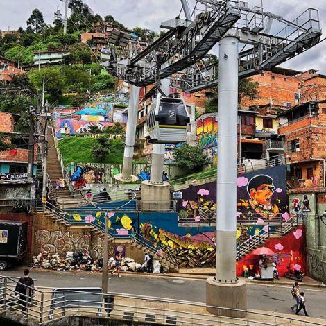 Letzte Eindrücke aus #Medellín, bevor es dann wieder bald nach Deutschland…