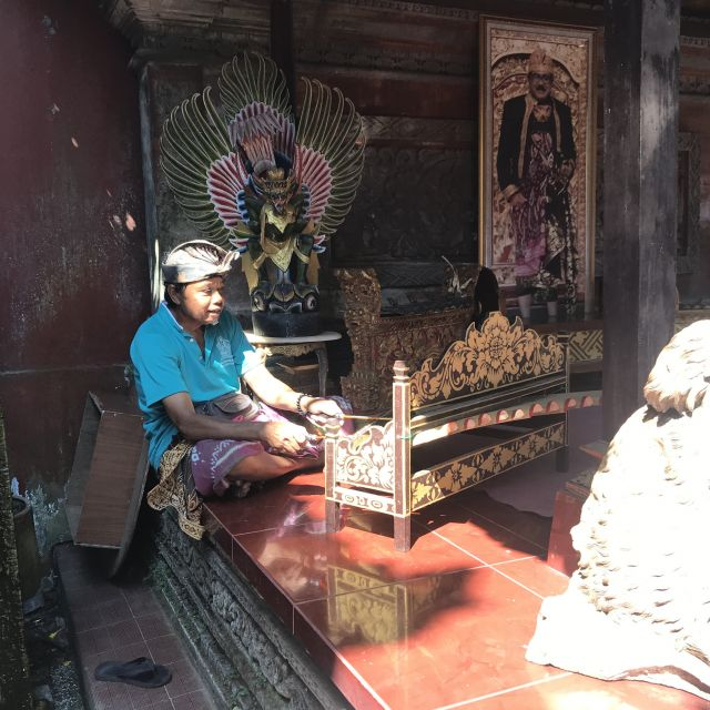 Balinesischer Musikspieler