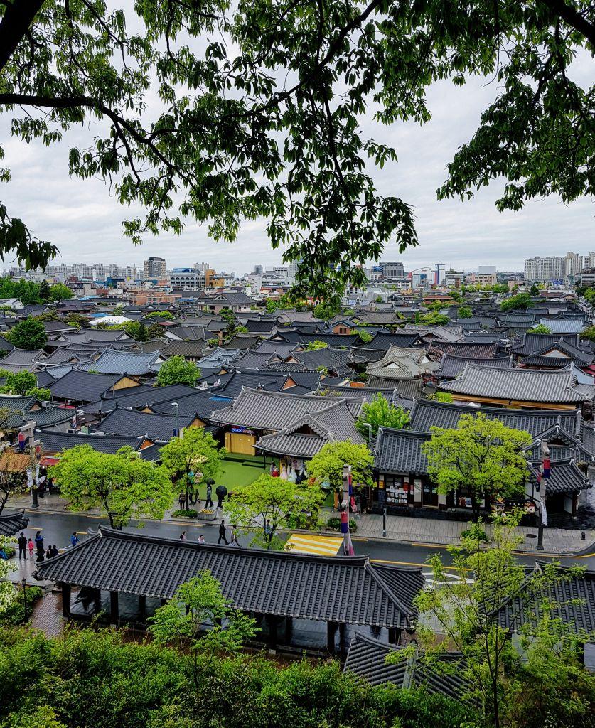 Tagesausflug ins alte Korea