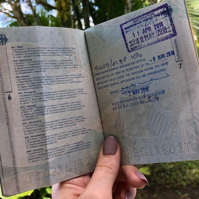Visum für Thailand – ist ein Praktikum auch ohne möglich?