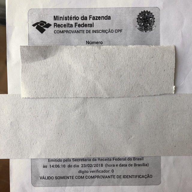 brasilianische Steueridentifikationsnummer