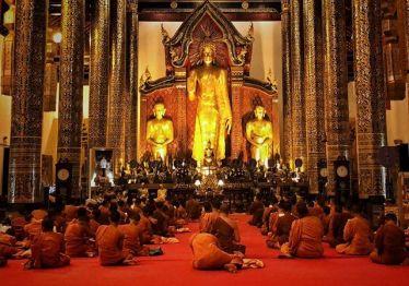 C H I A N G  M A I - Ruhe, Kultur und Tradition. Hier kann man einen Blick auf…