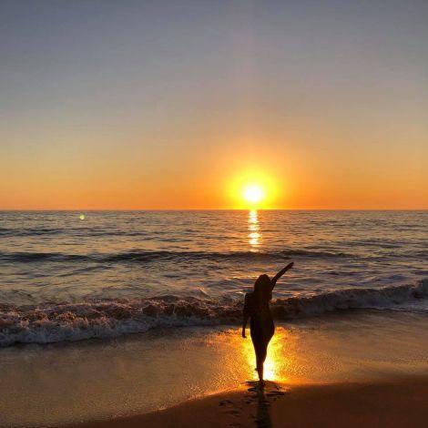 Mit dem Meer vor der Nase ist das Leben so viel besser. Selbst im Winter. …