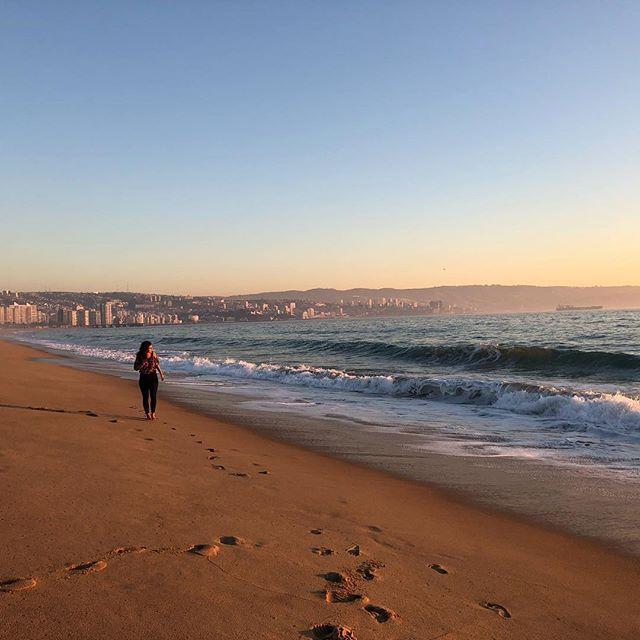 Mit einem letzten Bild aus Valparaíso verabschiede ich mich. Mein…