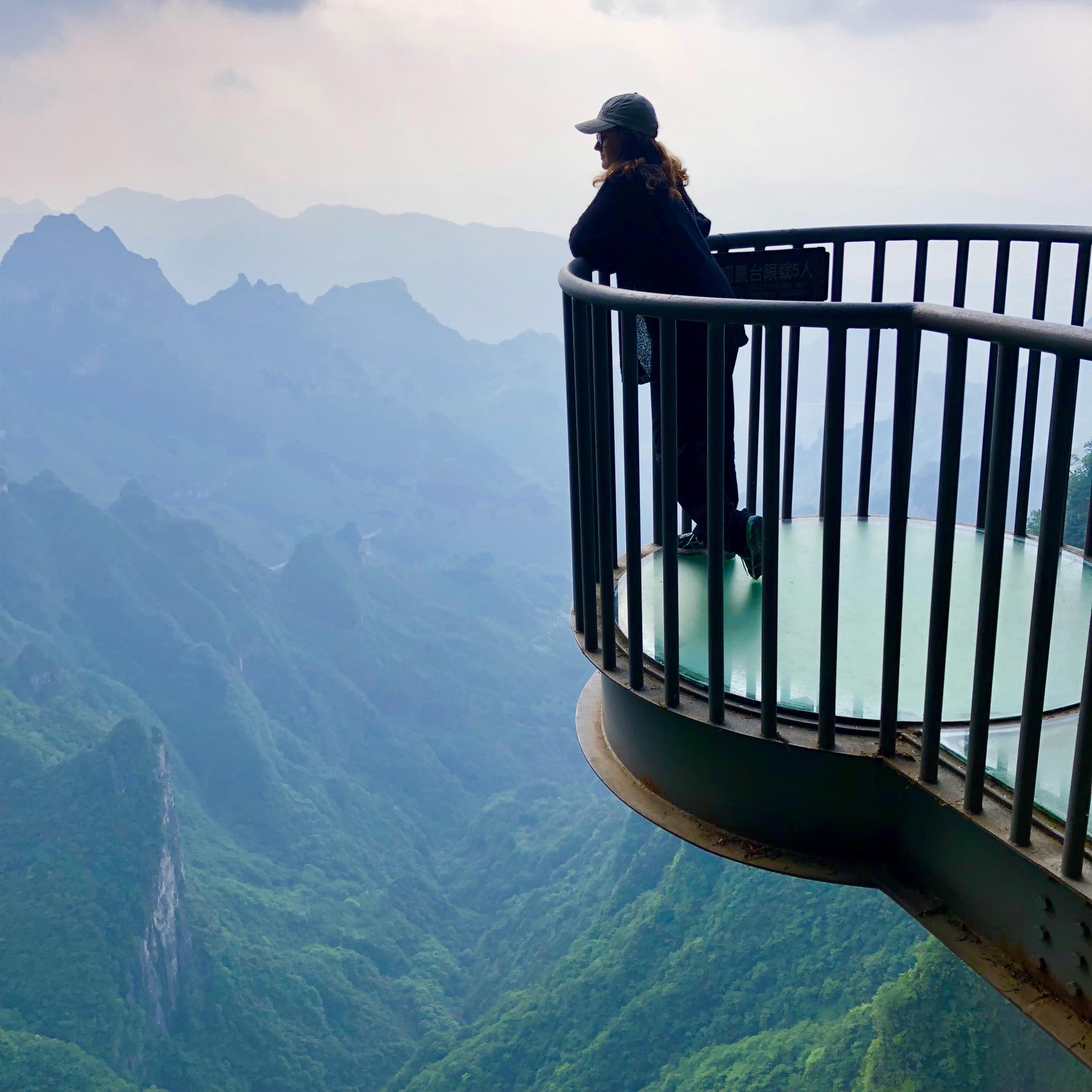 Die grüne Lunge Chinas