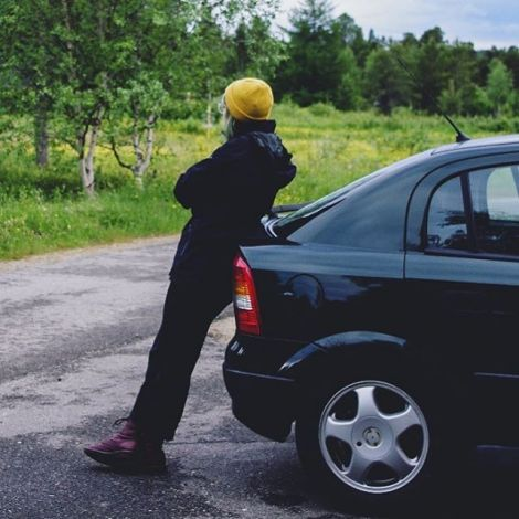 Folgende Fähigkeiten habe ich nach 1200 km alleine im Auto…