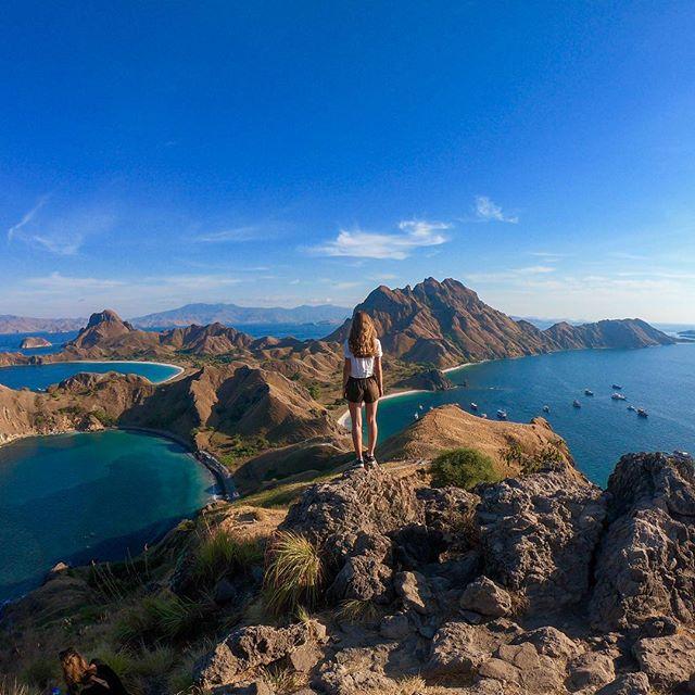 Insel Pulau Padar