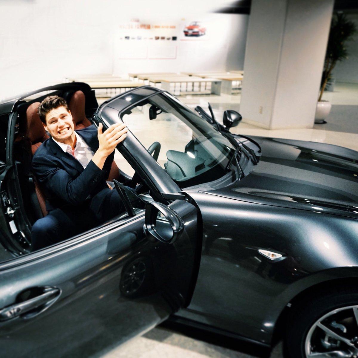 Der letzte Firmenbesich führt uns zu Mazda in #Hiroshima. Neben der Führung…