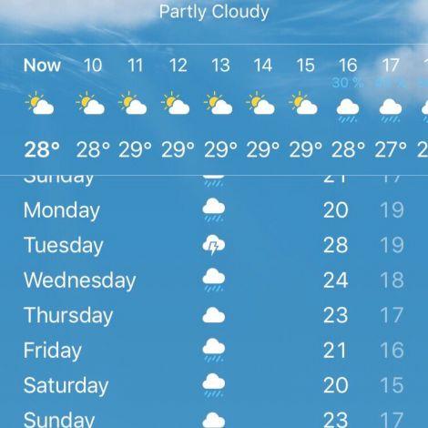 Im Juni ist in #Japan Regenzeit...bei so einer trüben Aussicht wird man in den…