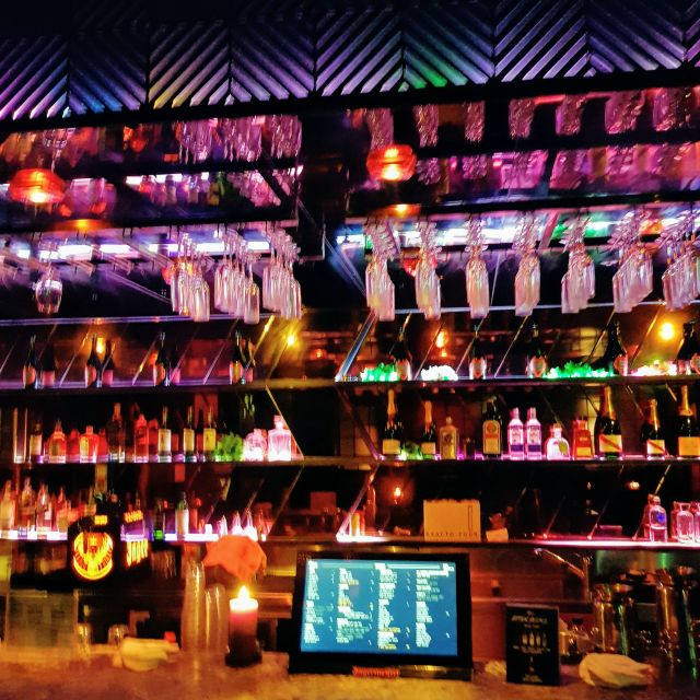 Bar eines Clubs in Itaewon