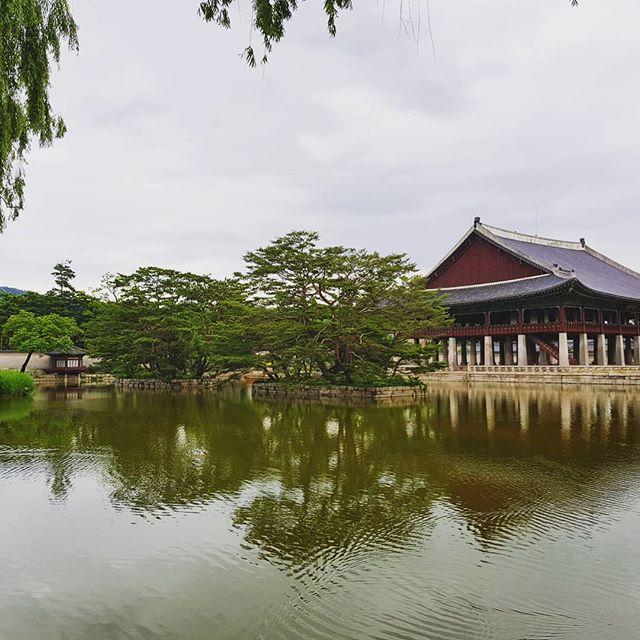 Der Gyeongbokgung Palace ist der größte und bedeutendste Palast in Seoul.…
