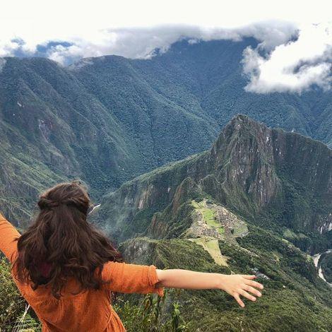 Mein erster Gedanke beim Machu Picchu: Wie entkomme ich den tausenden…