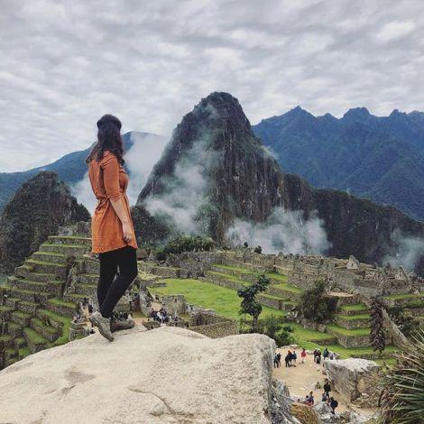 Da ist er: der Machu Picchu, eines der 7 neuen Weltwunder und die am besten…