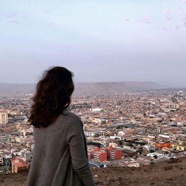 Meine letzte Station in Chile ist Arica, die nördlichste Stadt, über 1600 km…