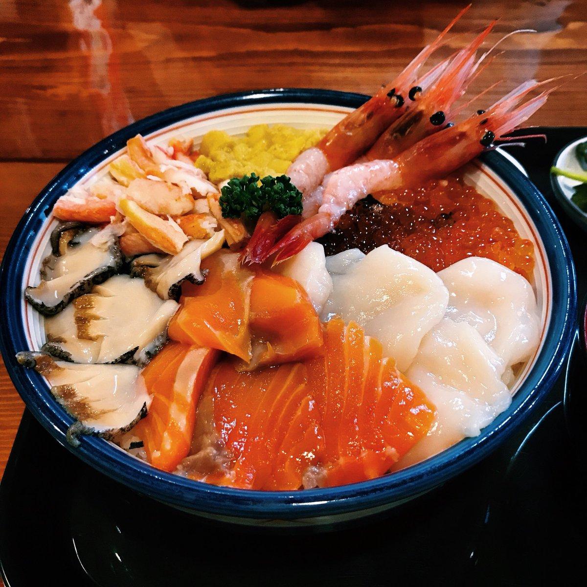 #Hokkaido ist übrigens bekannt für das frischeste Sushi Japans - in dieser…