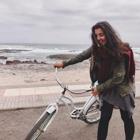Ich bin zurück in Chile. Die Sehnsucht hat gerufen und ich verbringe meine…